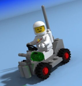 In my many space travels as a legospaceman, I never ran into a civilization that didn't speak lego